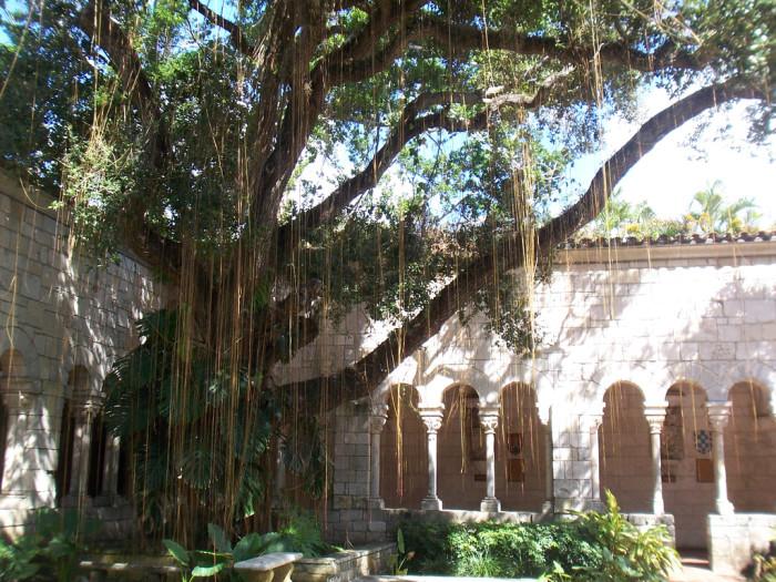 10. Spanish Monastery, North Miami Beach