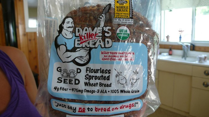 9. Dave's Killer Bread