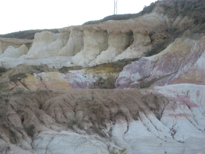 11. ...and the colorful Paint Mines.