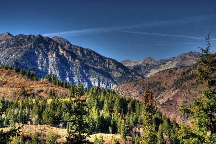 10. Alpine Loop Scenic Byway