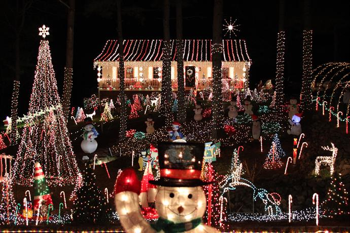17 Best Christmas Displays in North Carolina