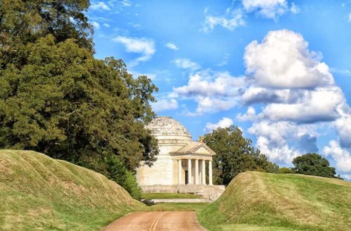 3. The Vicksburg National Military Park