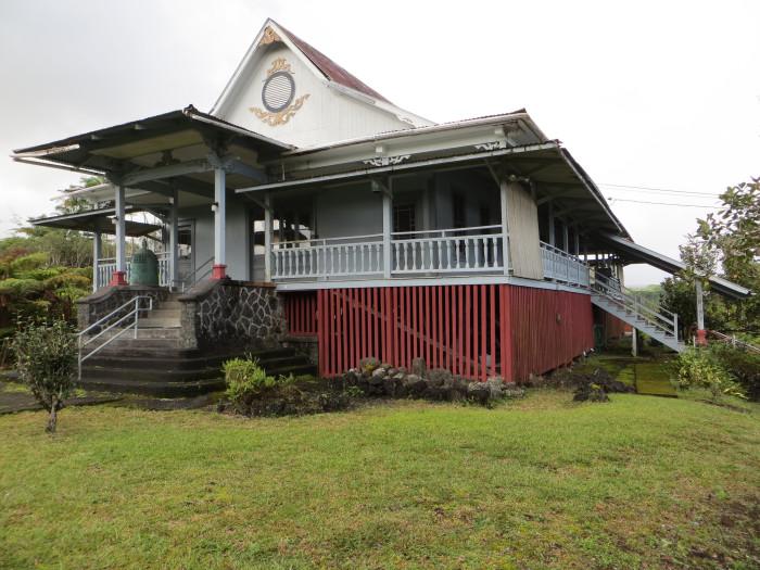 3) Kurtistown, Big Island