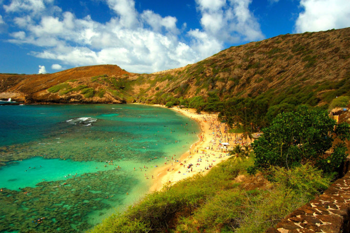 3) Spend an entire day snorkeling at Hanauma Bay – or your favorite local spot.