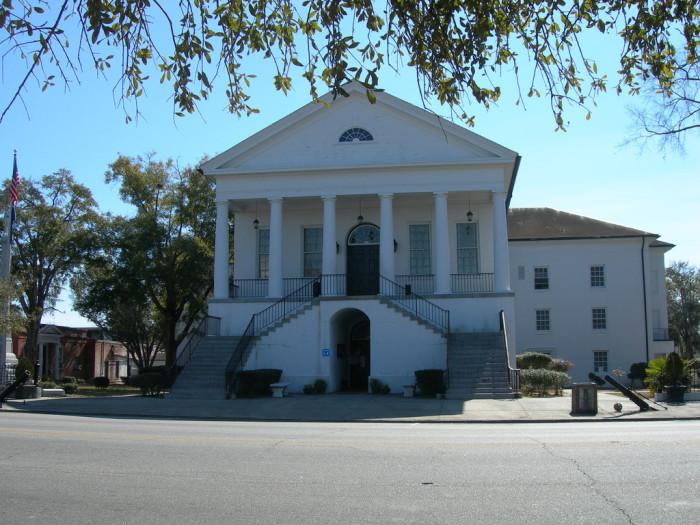 3. Williamsburg County
