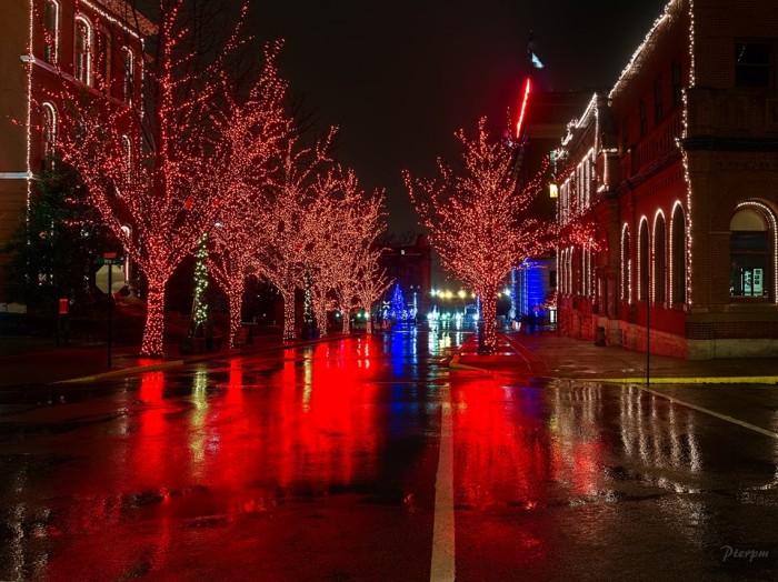 3.Brewery Lights, Saint Louis