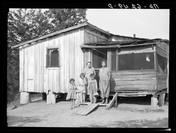 21 Missouri Photos From The Great Depression