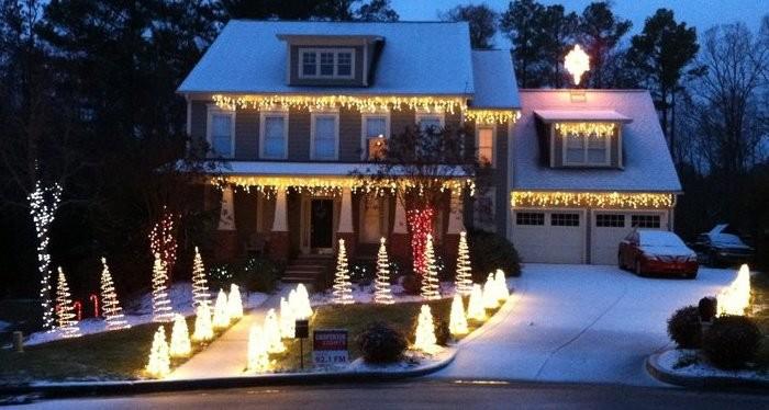 8. Carpenter Lights, Cary