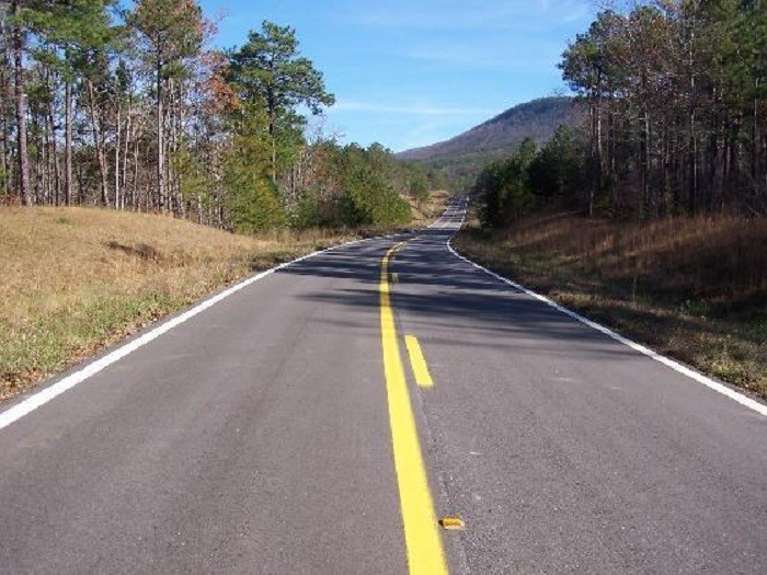 9. Take a scenic drive in the country.
