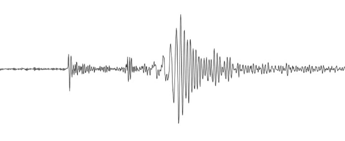 9. Late night earthquakes and their aftershocks hit the state in November.