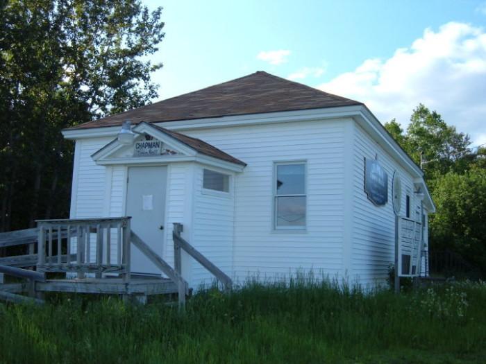 4. Chapman-Castle Hill Area, Aroostook County