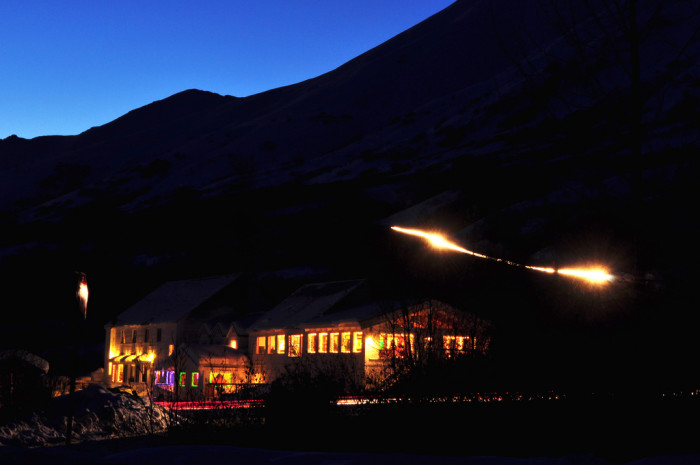 4) The Motherlode Lodge, Palmer