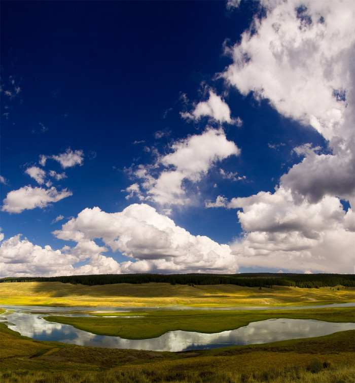 Wyoming: Yellowstone National Park