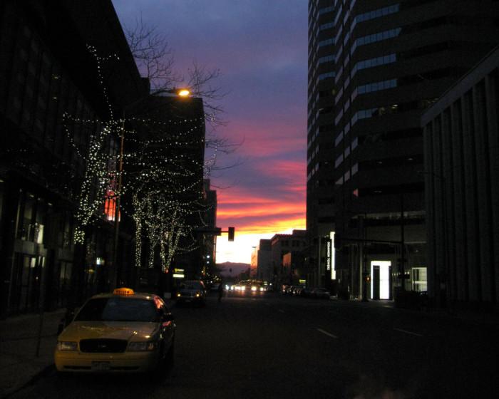 7. Downtown Denver