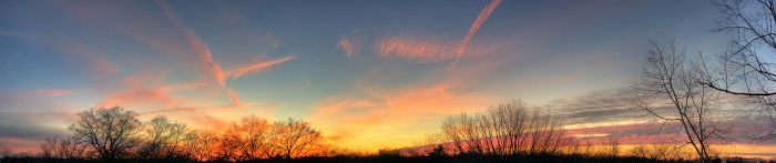 1. UGA Sunset