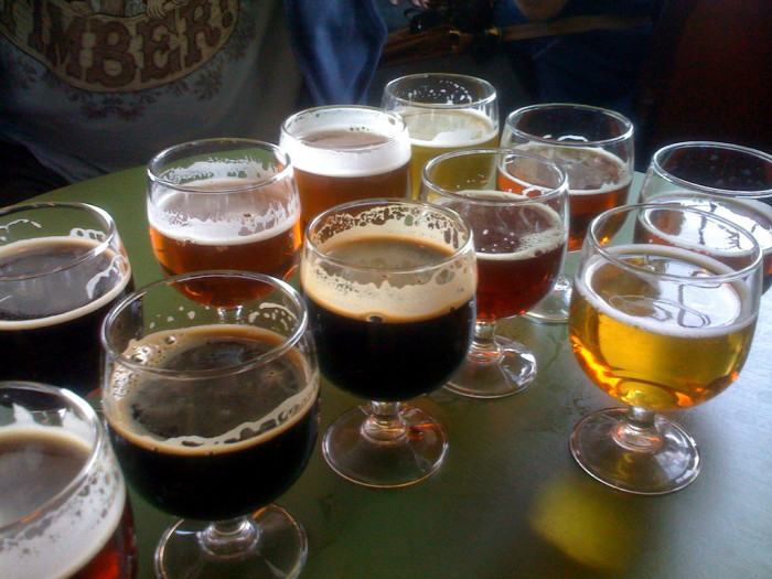 18.  22ND ANNUAL MOUNT SNOW BREWERS FESTIVAL - West Dover, September 3-4