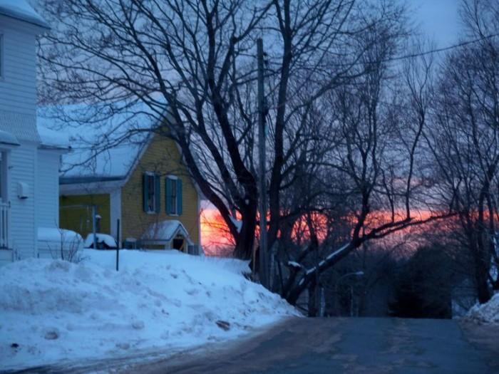 5. Suburban Sunset, Freeport