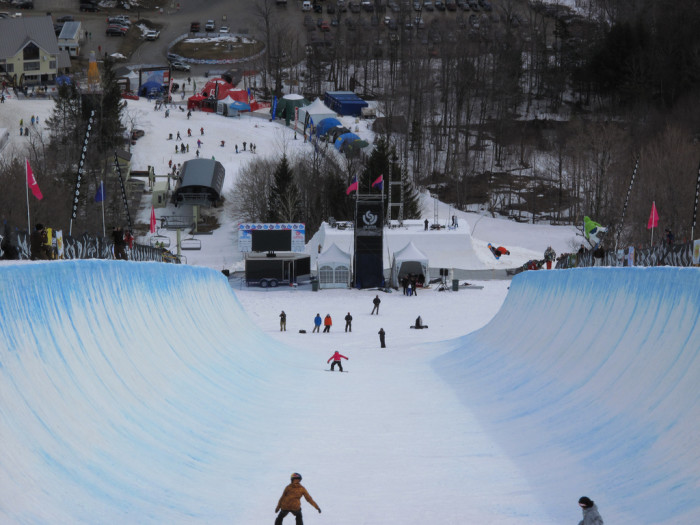 3.  VT OPEN SNOWBOARD AND MUSIC FESTIVAL - Stratton Mountain, March 11-13