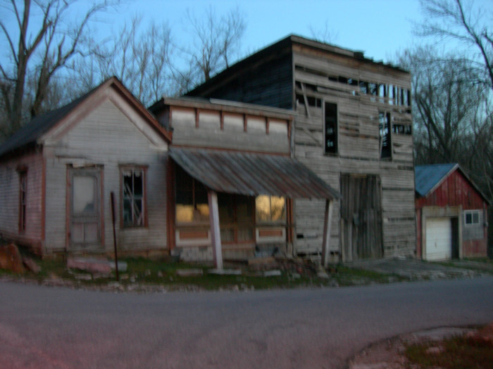 G is for Ghost Towns