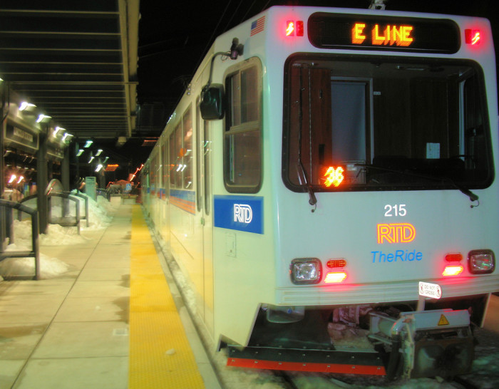 11. A Light Rail system that expands from Fort Collins all the way down to Trinidad.