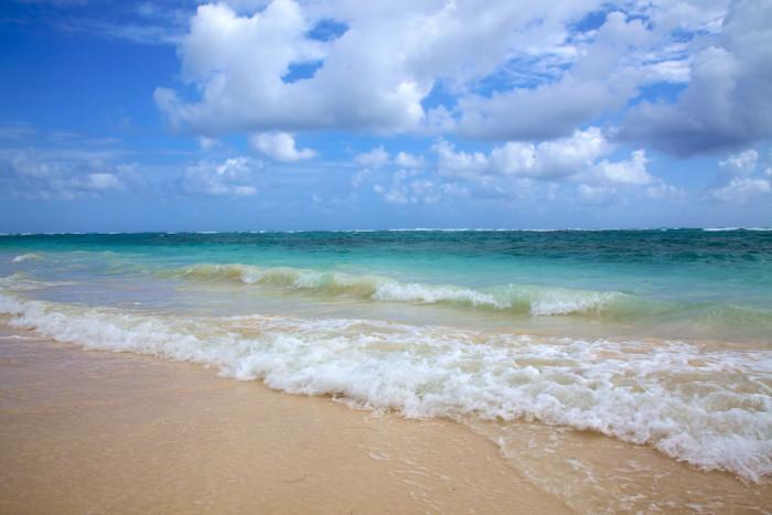4.  A real ocean