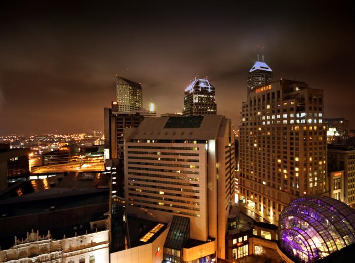 2. Indianapolis