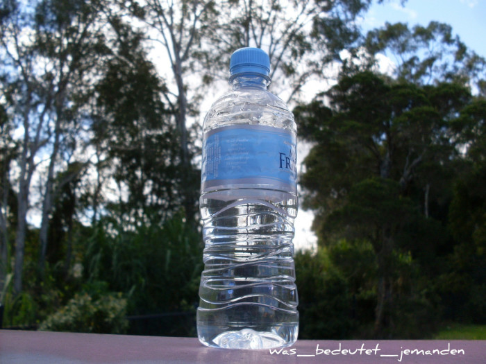 5. Similarly, save room in your cooler by using frozen water bottles instead of bagged ice.