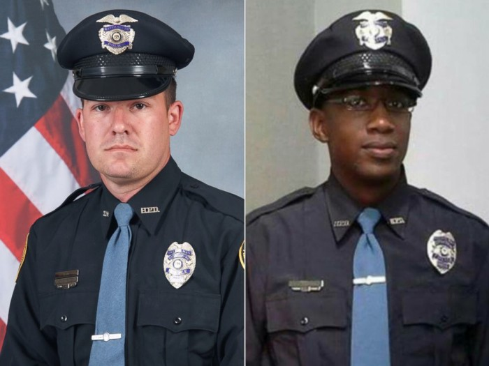 3. The murder of two Hattiesburg police officers.