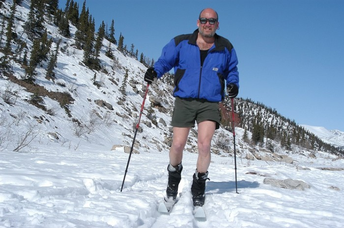 7. They have a pair of favorite ski shorts. By the time March rolls around, it's basically considered Spring skiing, right?