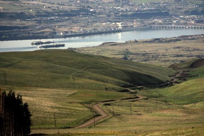 9. Dalles Mountain Road