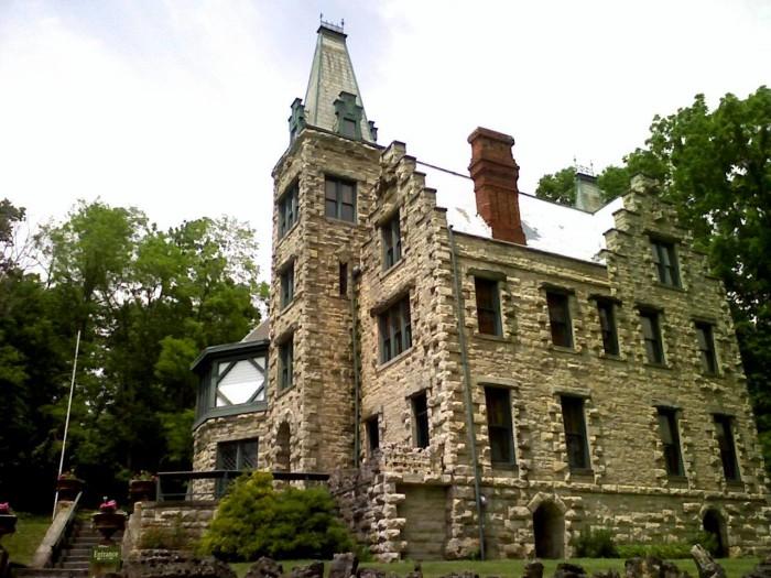 14. Piatt Castles (West Liberty)