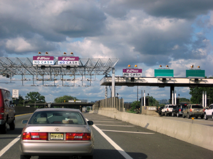 10. Unlimited E-Zpass usage for life.