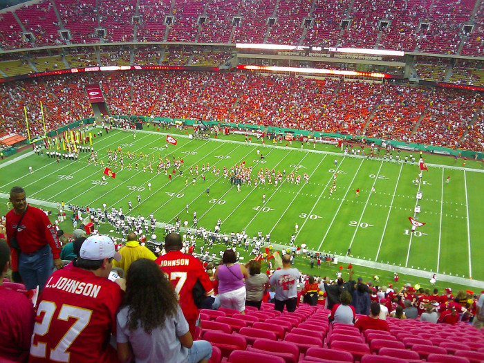 4. While you're at it, go ahead and move Arrowhead as well.