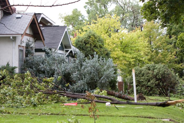 4. A massive tornado could devastate Minnesota in its entirety.