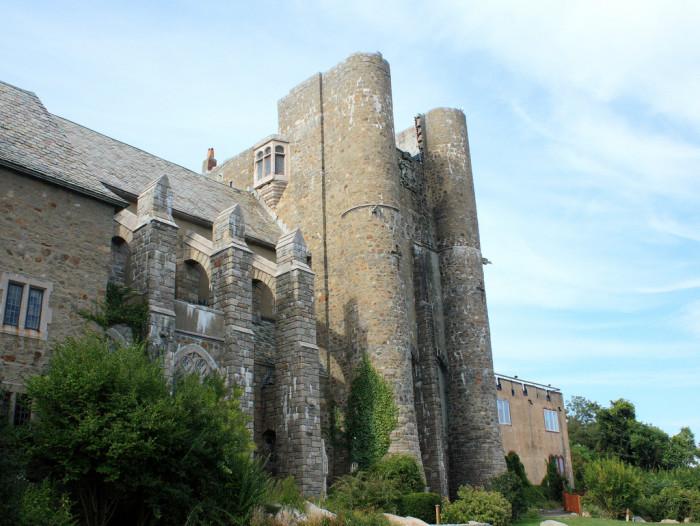 3. Hammond Castle, Gloucester