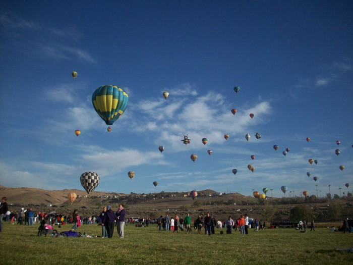 11. Make plans to attend The Great Reno Balloon Race.
