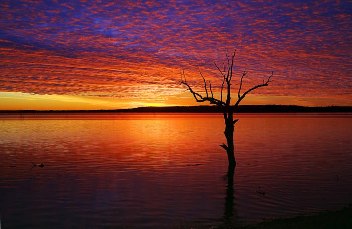 3. ...sunsets...
