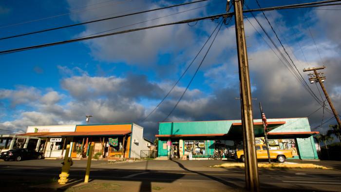 4) Haleiwa