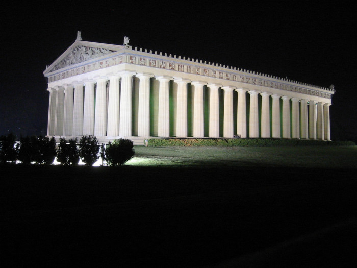 4) The Parthenon - Nashville