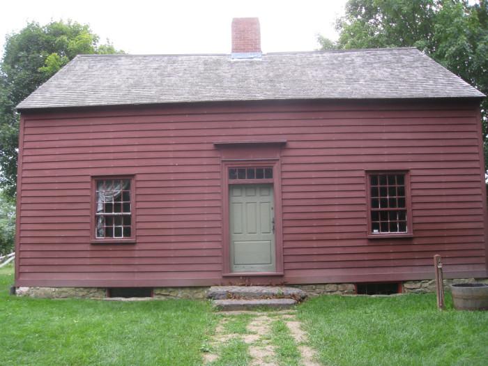 4.  Ethan Allen homestead - Burlington.