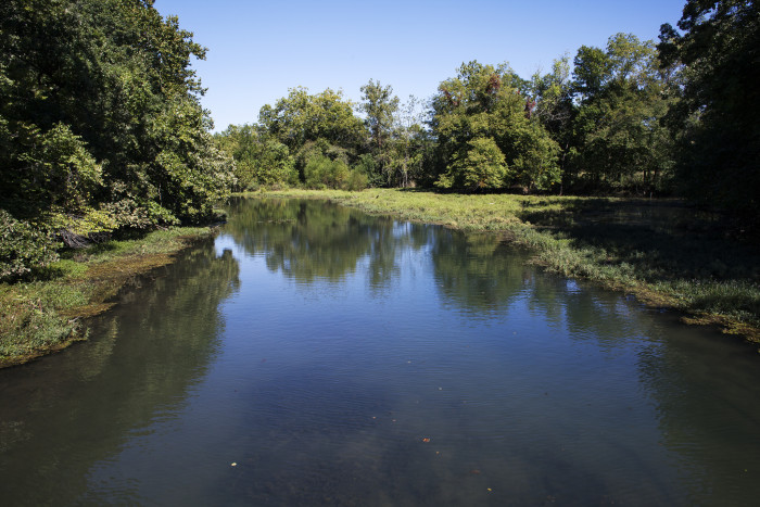 4.Lake Springfield