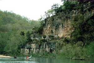 4.	Lost Copper Mine in the Ozark Hills.