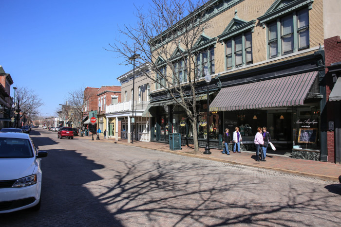 4. We really do have pretty awesome Main Streets.