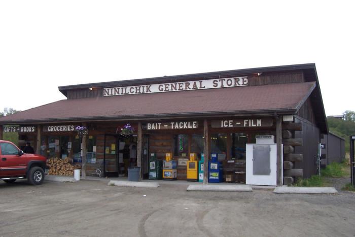 7) Ninilchik General Store, Ninilchik