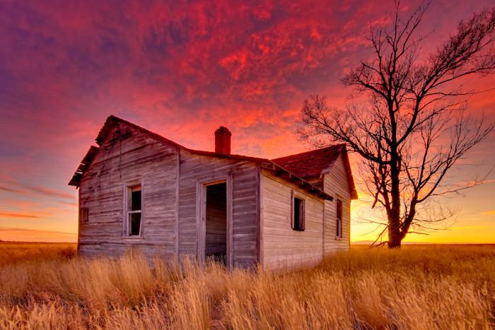 "5. ""Life on the Prairie."""