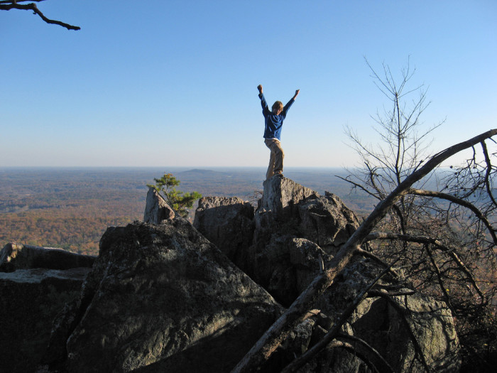 6. Crowders Mountain
