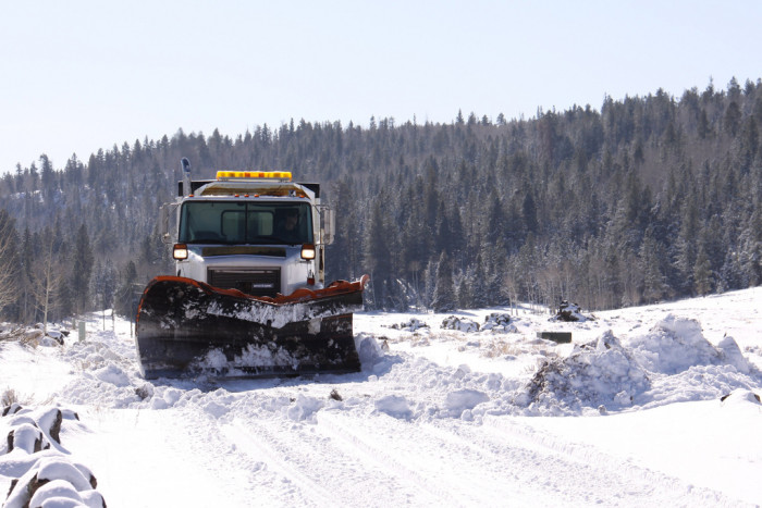 9. A New App to Track Snow Plows