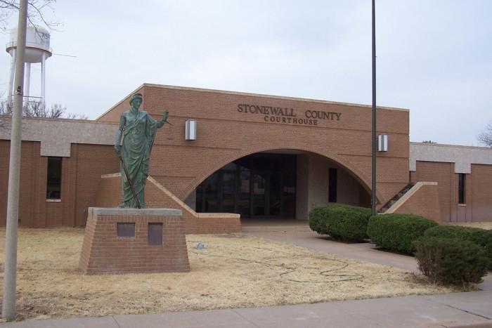 5. Stonewall County