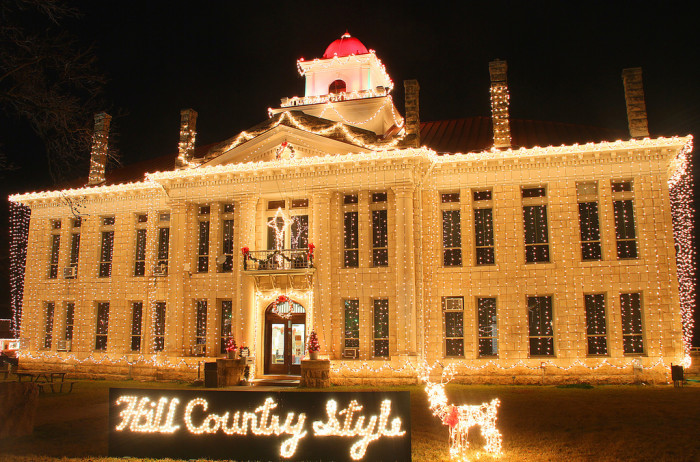 3. Johnson City Courthouse (Johnson City)