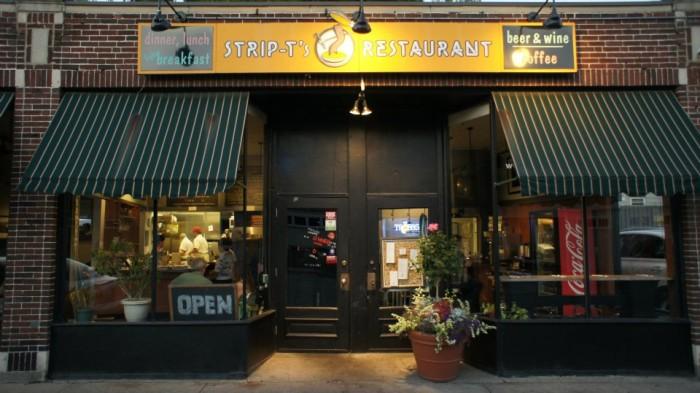 5. Strip T's, Watertown